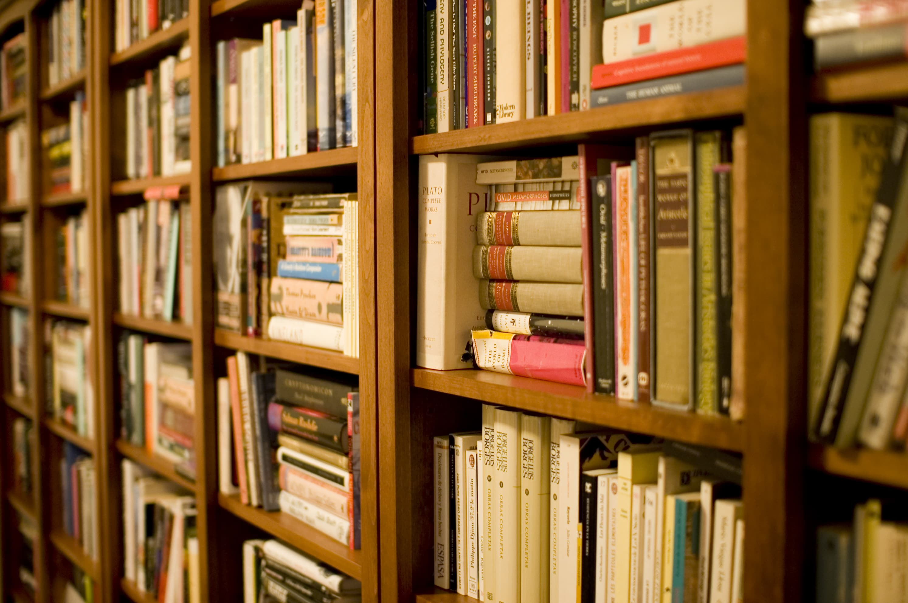Books That Had an Impact – Crowd sourced version